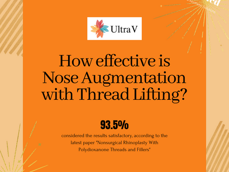 How Effective is Nose Augmentation with Thread Lifting?