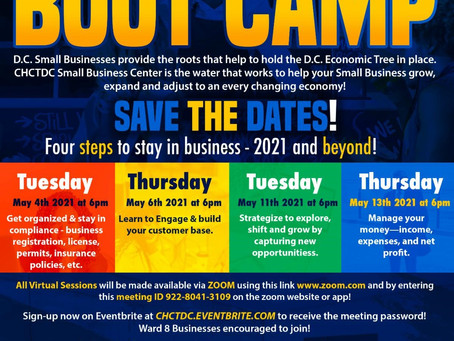 Virtual Small Business Boot Camp