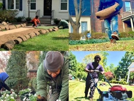 Landscaper Job and Services