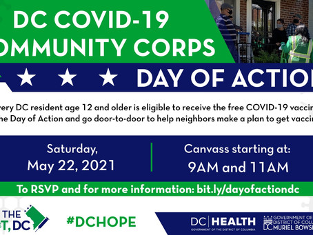 Mayor's Day of Action