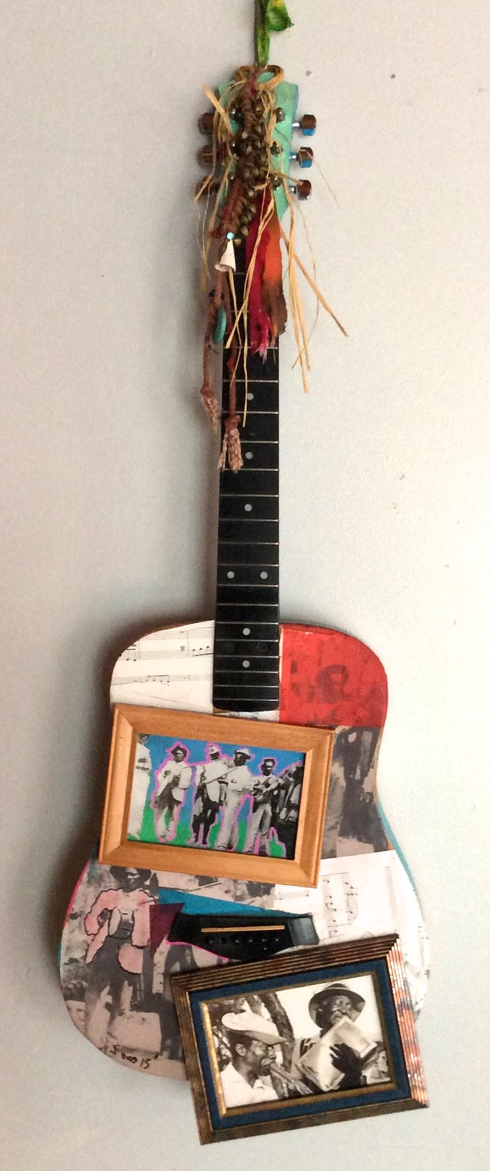 """Ancestral Guitar"" 2015"