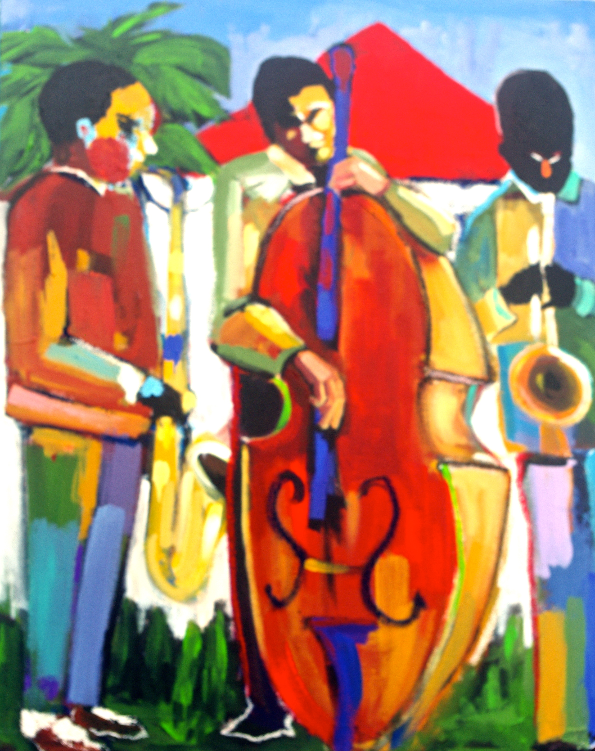 Sunset Jazz Cruzan Style