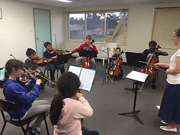 String Orchestra Canberra Junior
