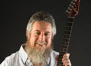 Canberra Guitar Teacher Peter Gelling