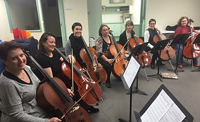 Cello Group in Canberra