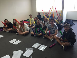 Boomwhackers Orchestra Canberra