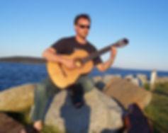 Canberra Guitar Teacher Mark Norton