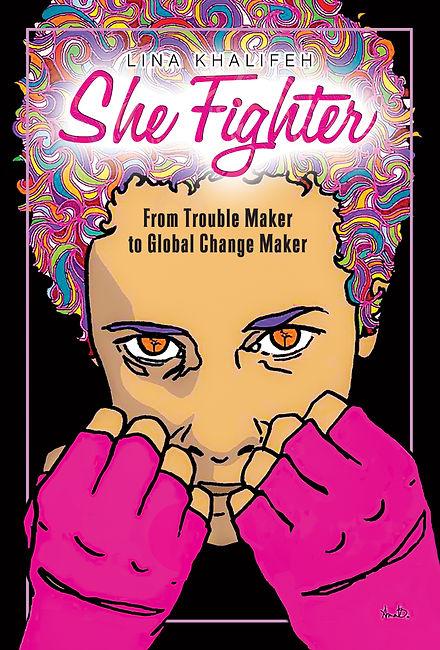 SheFighter Book