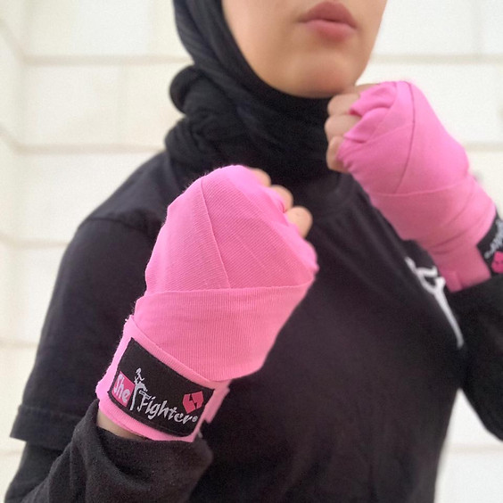 SheFighter Pink Course ( Level 1)