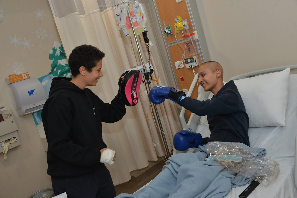 SheFighter training Cancer patients