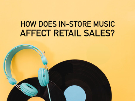 How does In-Store Music Affect Retail Sales?
