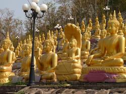 Paksé au Laos