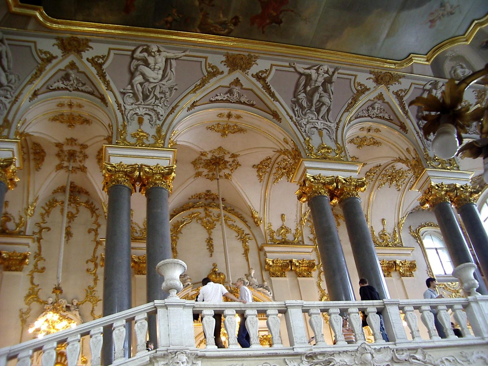L'Ermitage sans la foule