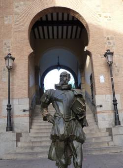 Cervantes à Tolède