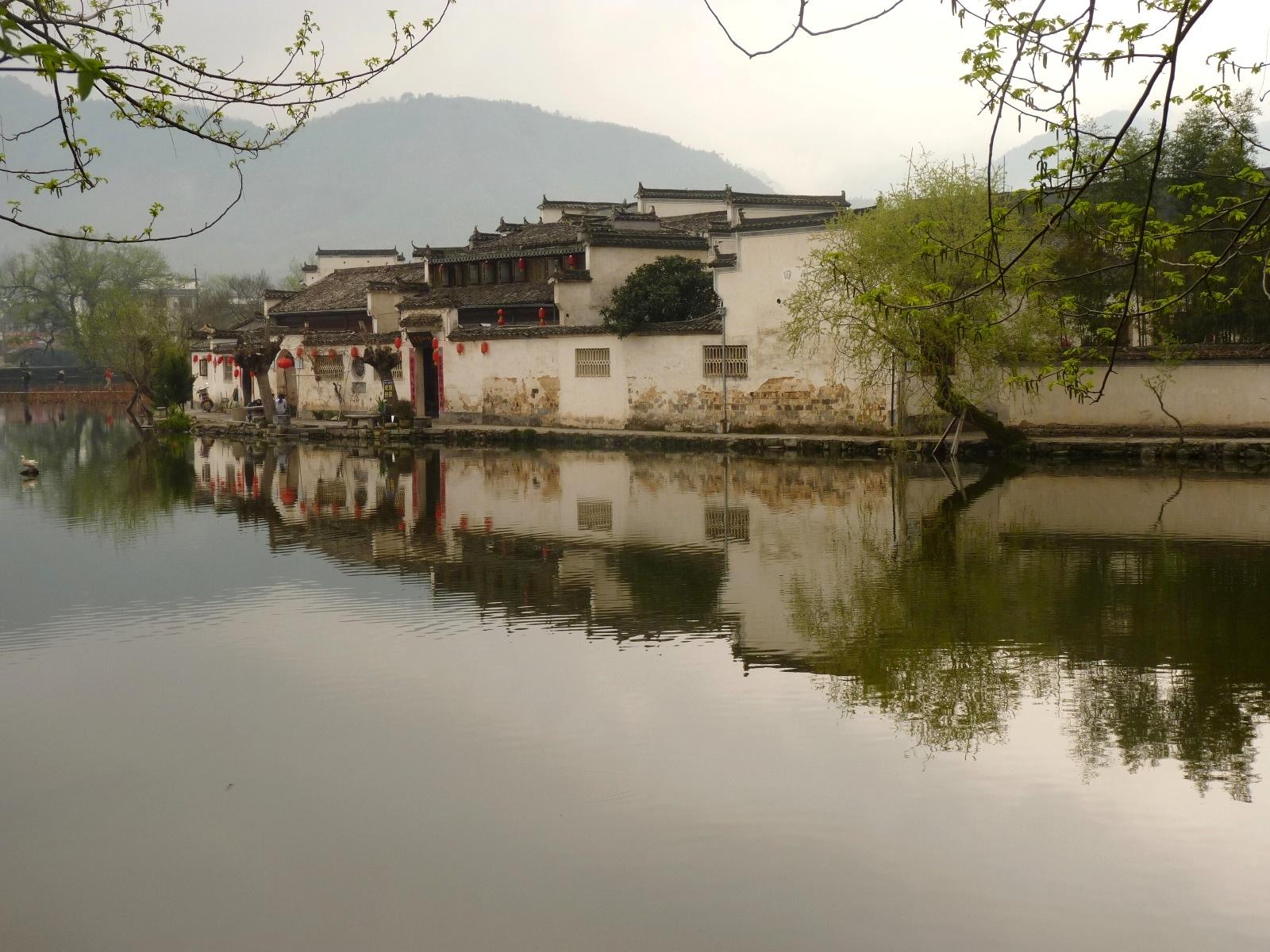 le vieux village de Hongcun