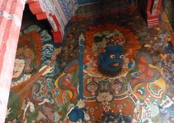 entrée du palais du Potala