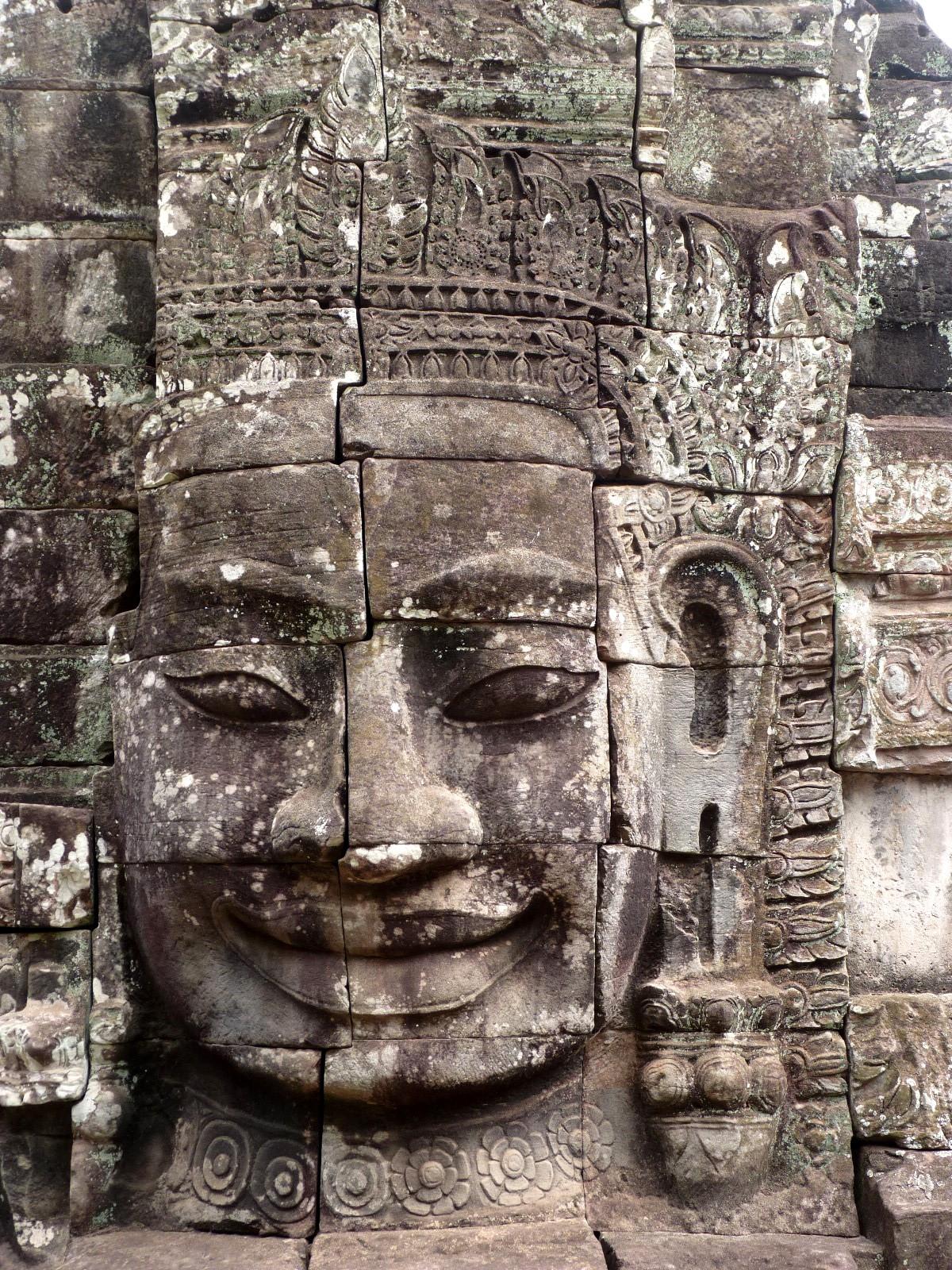 Bayon d'Angkor Thom