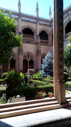 Tolède - monastère San Juan
