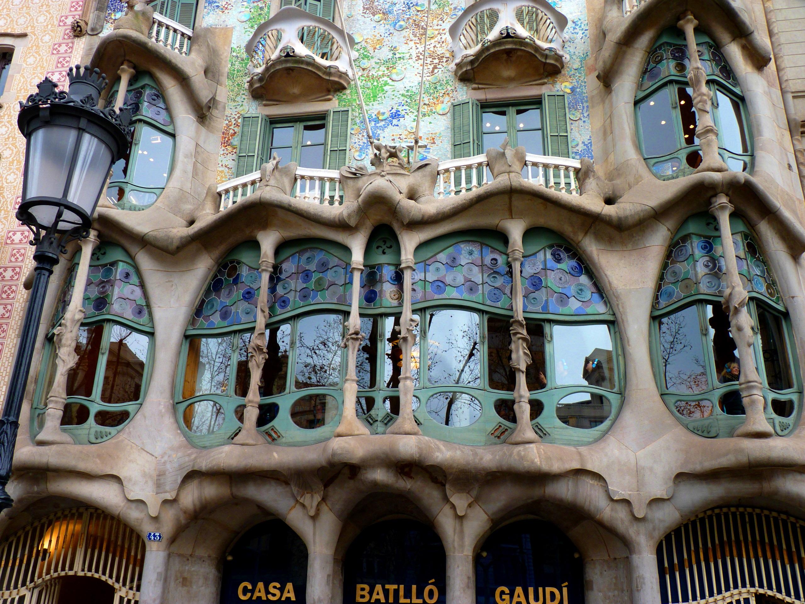 casa Battlo Gaudi