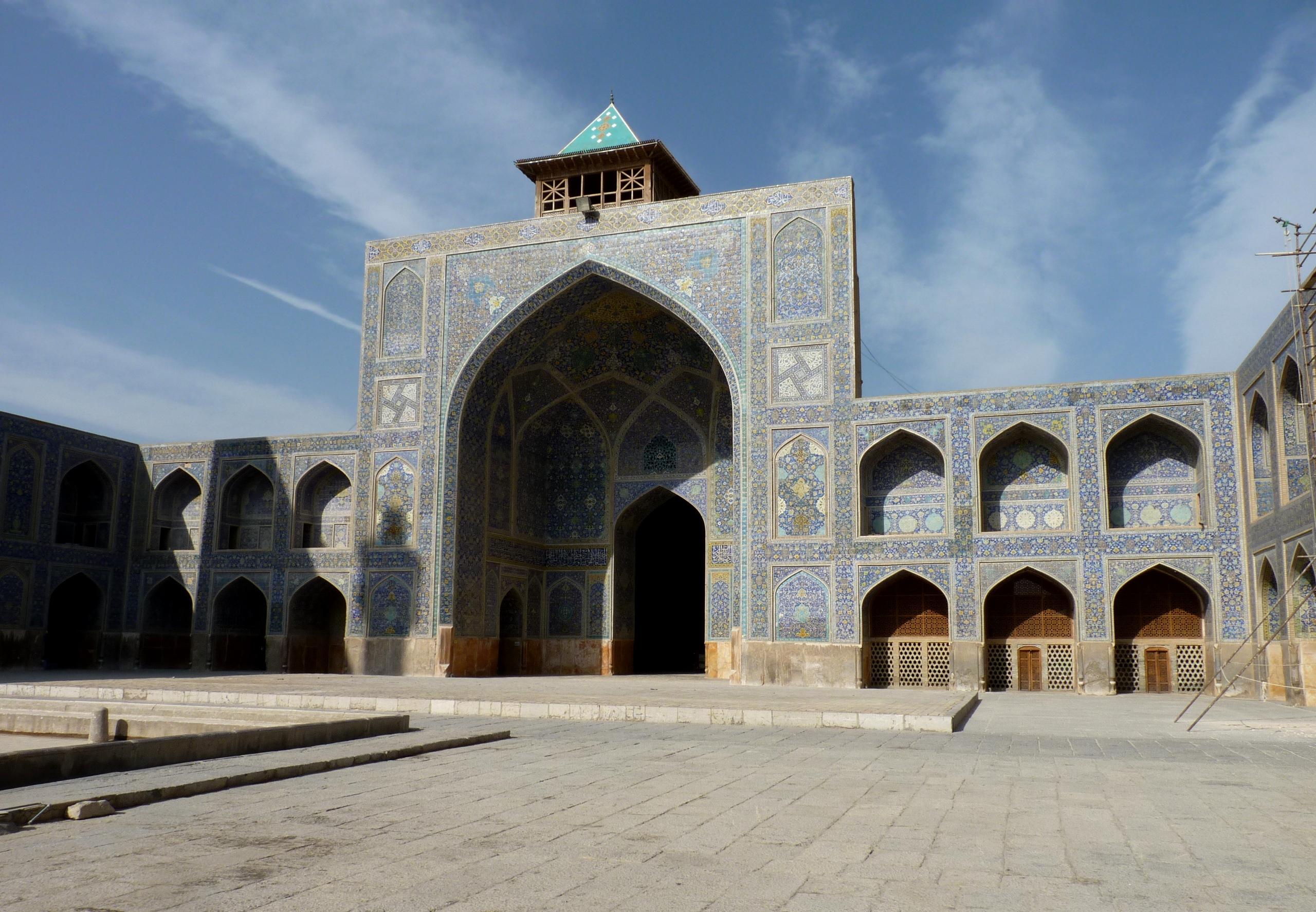 Ispahan, Mosquée du Shah