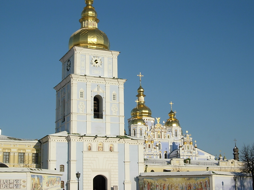 le monastère Saint Michel