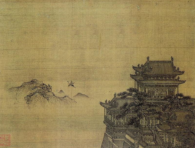 Wuhan peint par Xia Yong