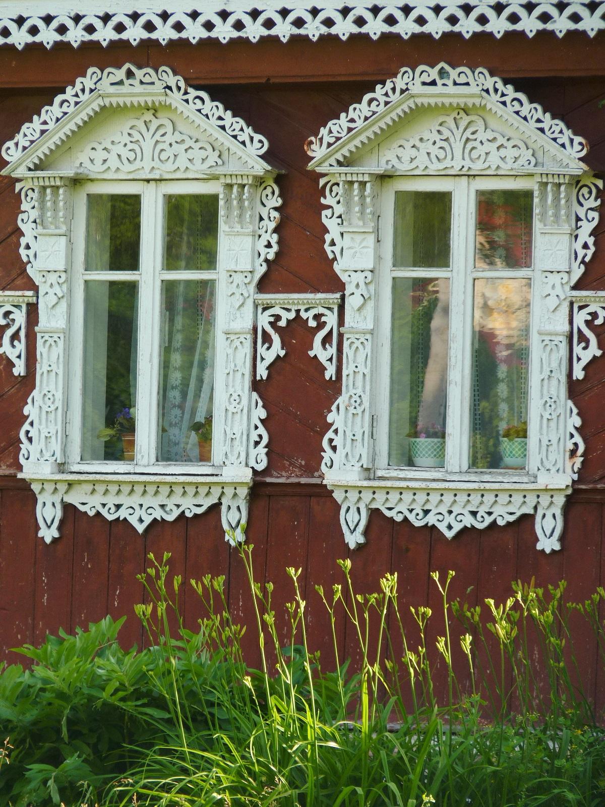 Isba à Kostroma
