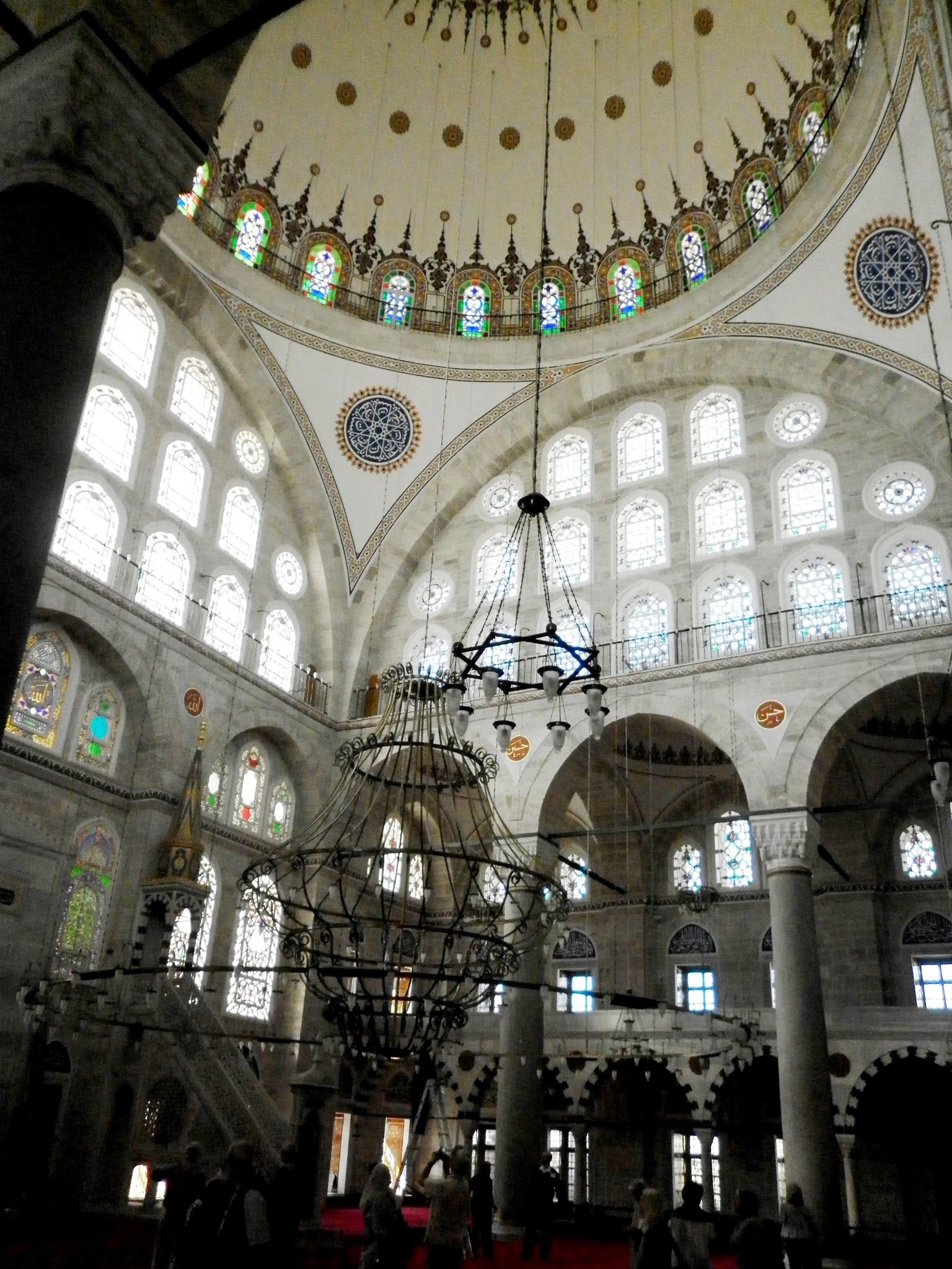 Istanbul Mirhima Djami