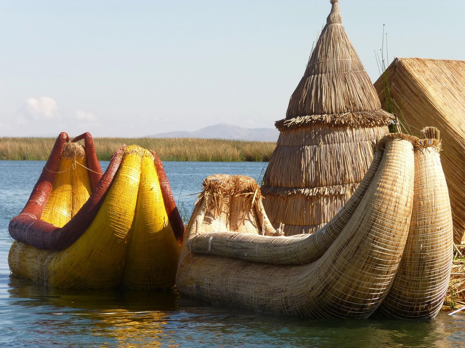 Lac Titicaca, culture Aymara