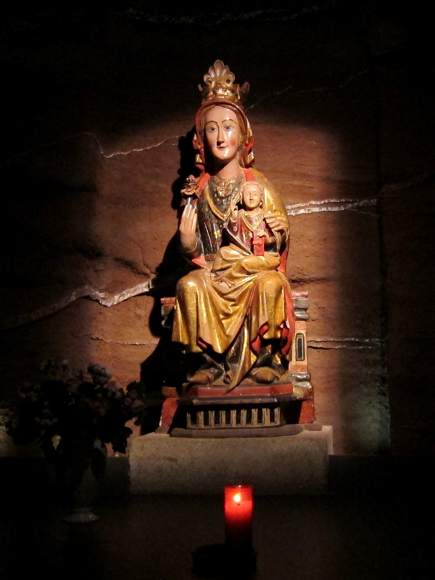 La Vierge de Najera