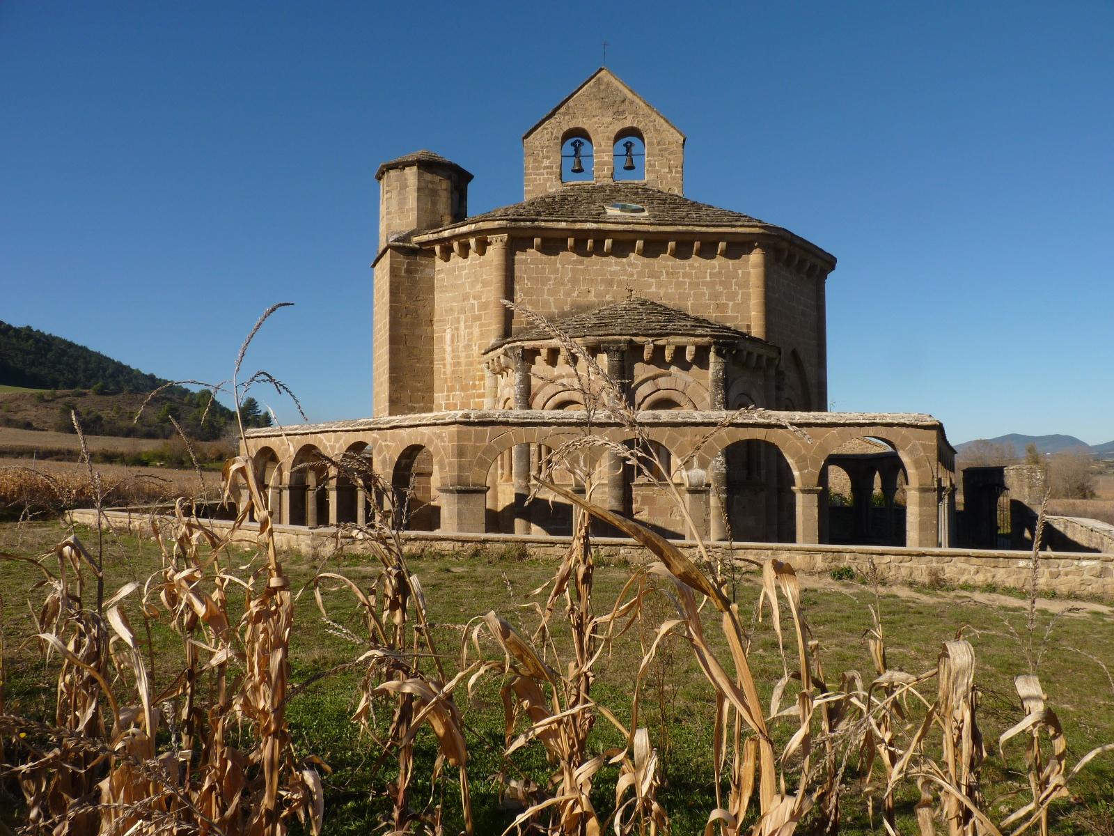 Santa Maria de Eunate