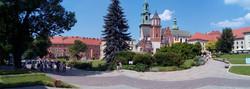 le château du Wawel