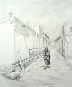 Boukhara par Geneviève