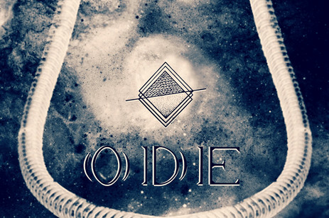 "Poster for the music project ""ODE"""