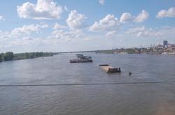 Grands fleuves, l'Ob à Novosibirsk