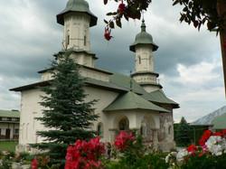 Rasca le monastère-hôtel en Roumanie