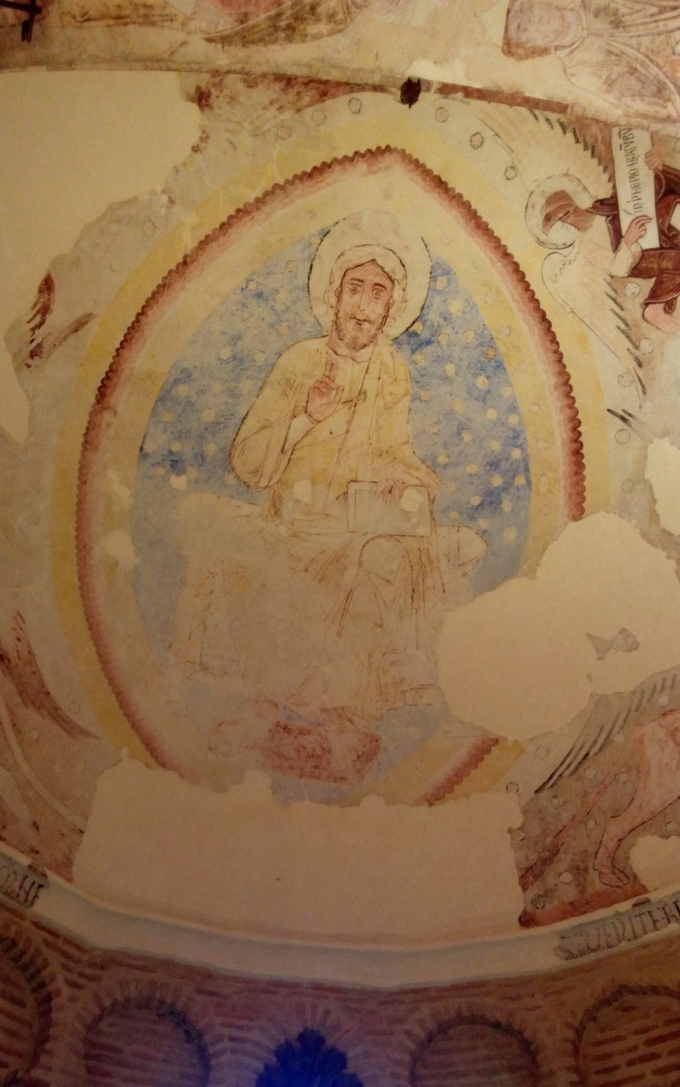 Tolède - Mezquita Cristo de la Luz