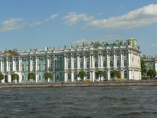 le palais d'hiver