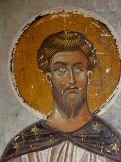 fresque byzantine