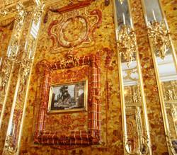 Tsarskoie Selo - Salon d'ambre