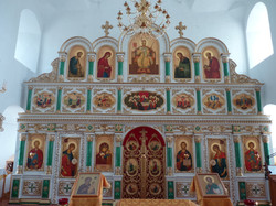 iconostase de Baturino