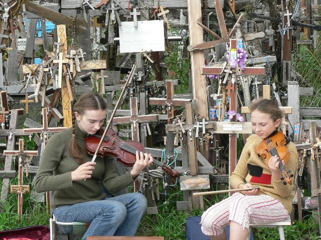 Siauliai en Lituanie, la mémoire célébrée