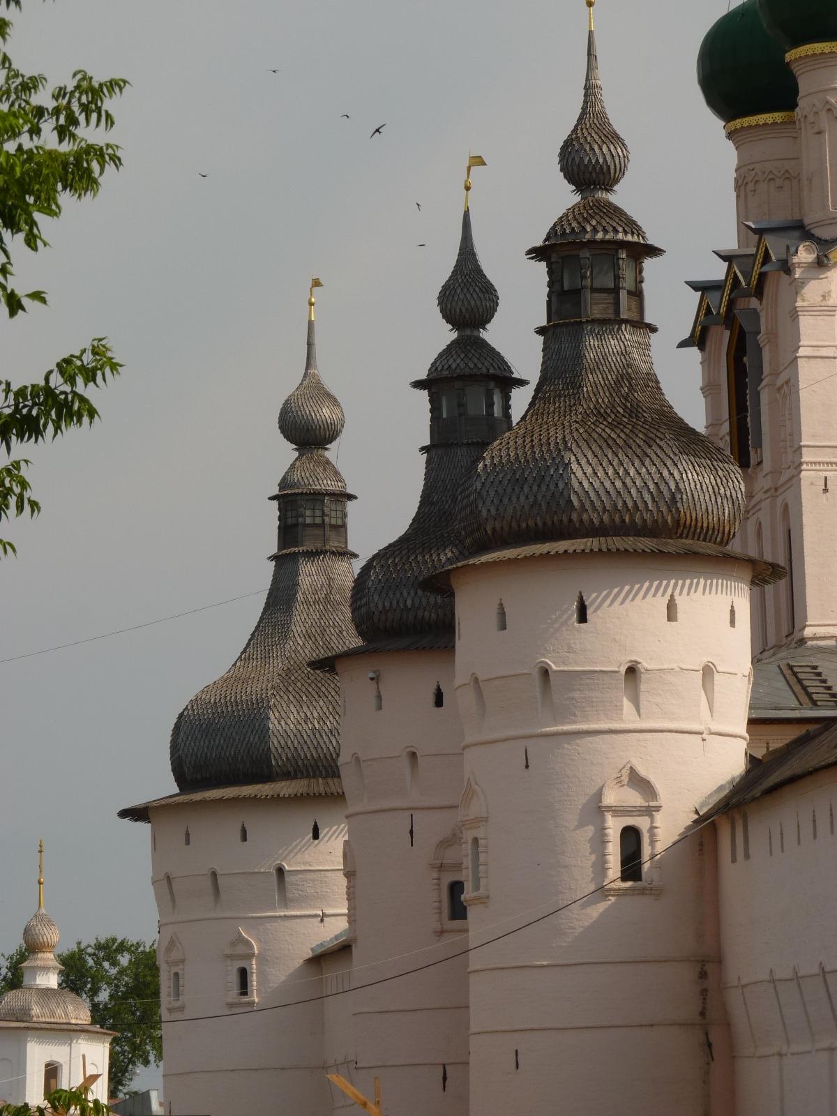 le Kremlin de Rostov