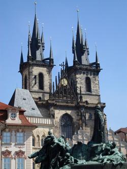 Stare Mesto, Notre Dame du Tyn