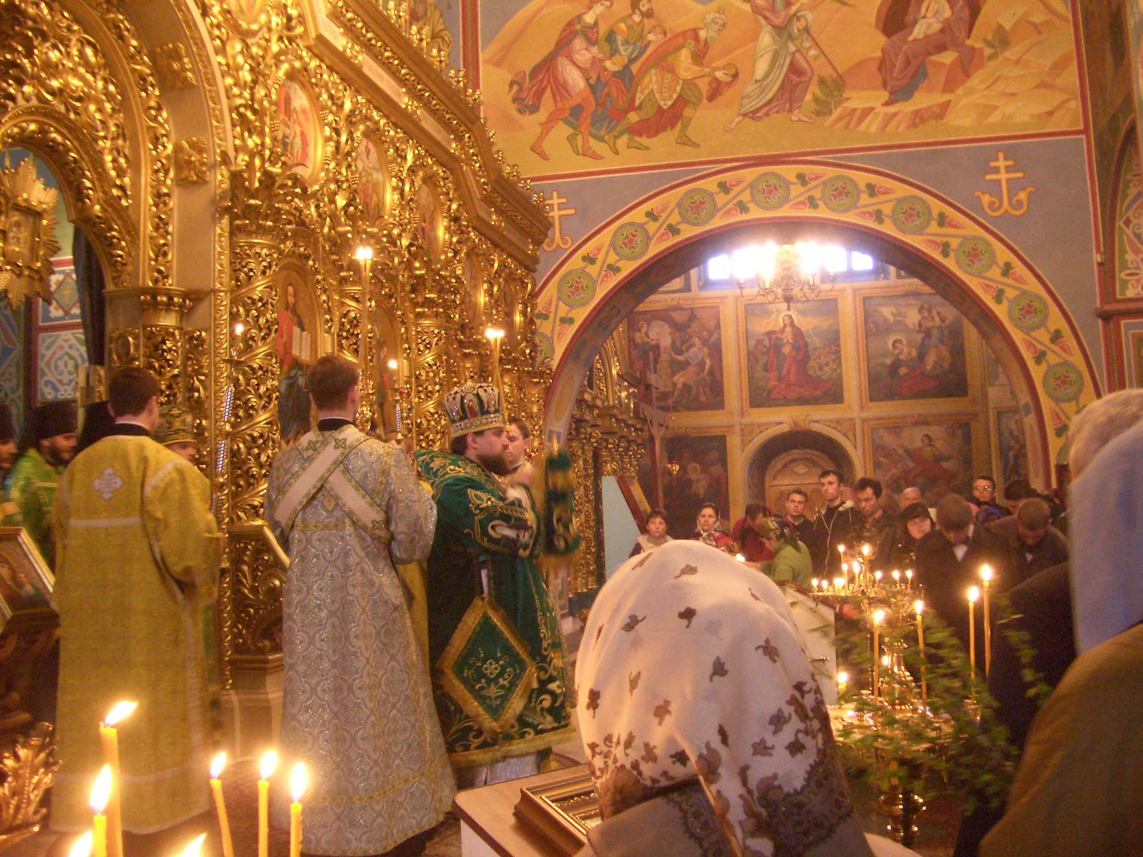 l'église Saint Vladimir