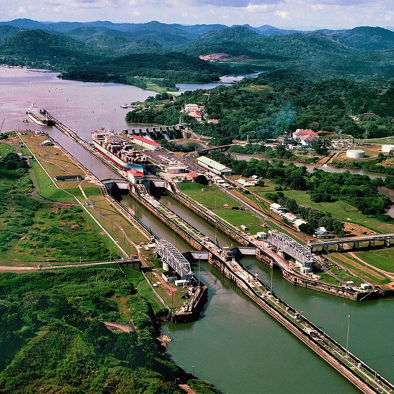 Costa Rica & Full Transit of Panama Canal!