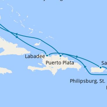 Caribbean Radiance