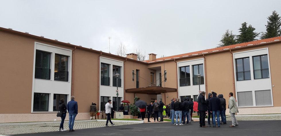 esterno Residenza Bartolomeo della Scala