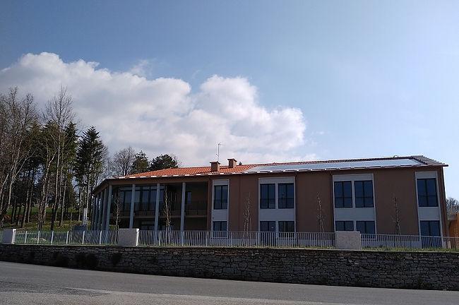 Casa di riposo per anziani e centro disa