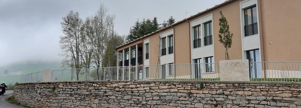 esterno facciata Residenza Bartolomeo de